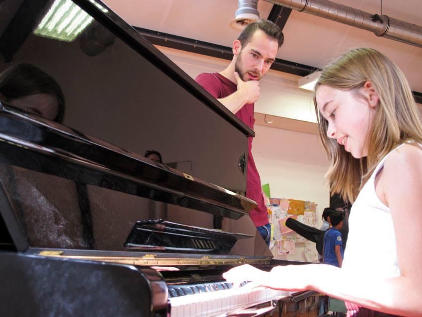 Pianoles in Amersfoort